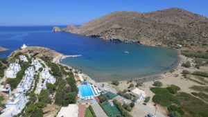Dolphin Bay Family Beach Resort 4* <br /> Σύρος