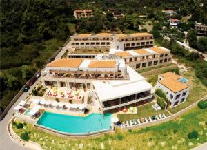 Παραδοσιακή Πασχαλιά στο υπέροχο</br> Kymi Palace Hotel 4*