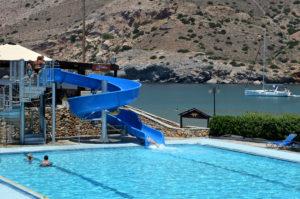 Dolphin Bay Family Beach Resort 4* <br /> Σύρος