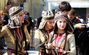 Γεωργία …στη σκιά του Καυκάσου