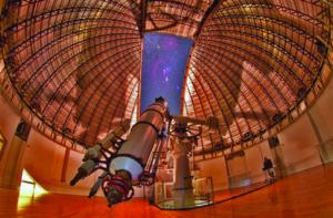 Μια νύχτα στο Αστεροσκοπείο και τη φαντασία