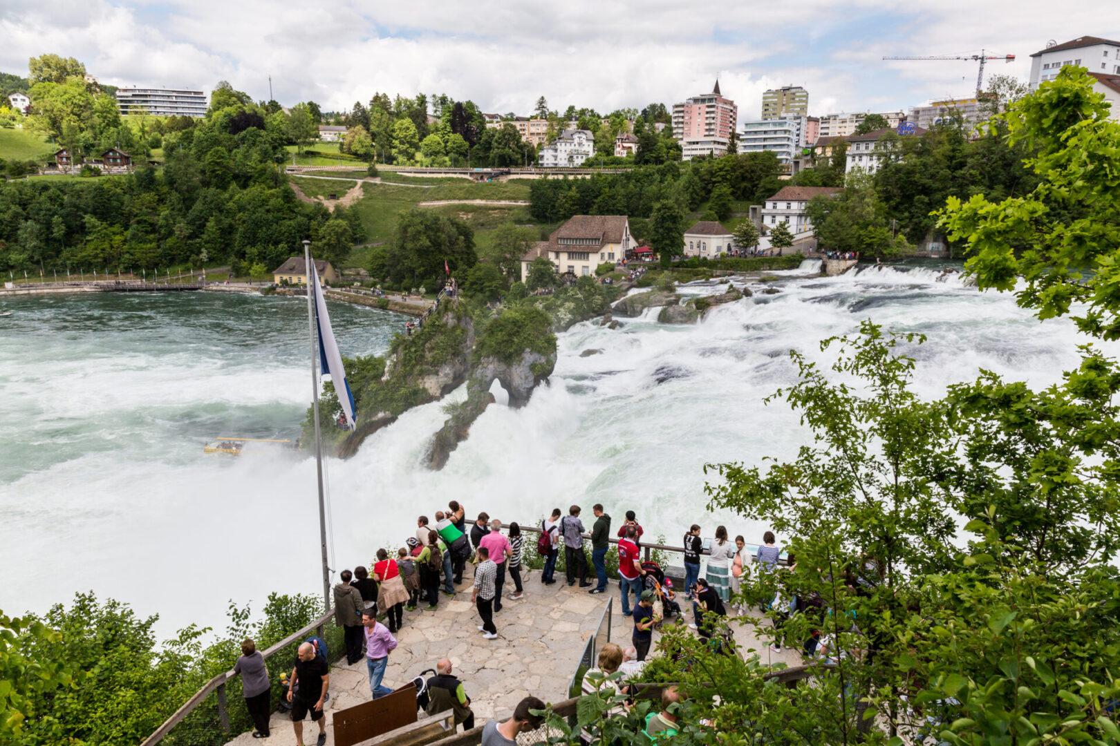 Rheinfall-Swiss